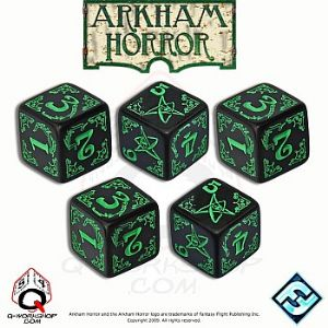 Arkham Horror Dice